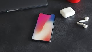 My Top 5 iPhone X Accessories