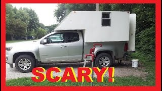 Why You Shouldn't Go Nomadic RV Living Full Time - Very Dangerous