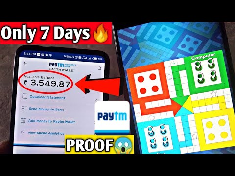2019 Top 3 Earning APP | Play Ludo And Earn MONEY | EARN 3000+Paytm Cash IN 7 DAYS WITH PROOF