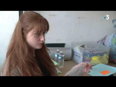 Coronavirus: on a suivi la Croix Rouge pendant la livraison de denrées
