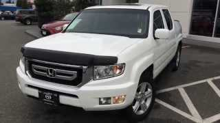 (sold) 2010 Honda Ridgeline Exl, For Sale At Valley Toyota Scion, In Chilliwack B.c. # 15712a