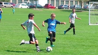 ⚽️Tayden's FIRST Soccer Tournament with NEW Team! Surf vs Arsenal