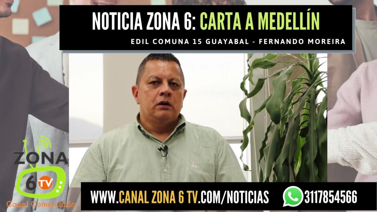 Carta a Medellín una iniciativa que SUMA