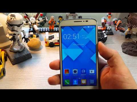 Alcatel One Touch Pop C7 Android Mobile Phone Review
