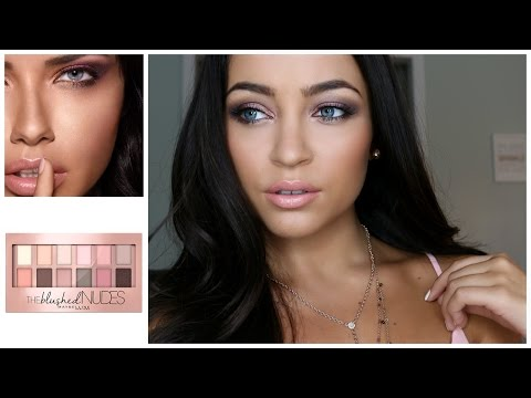 Adriana Lima Inspired Makeup Tutorial | Stephanie Ledda