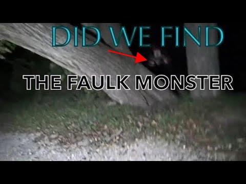 Faulk monster Investigation