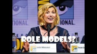 The 13th Doctor and Role Models