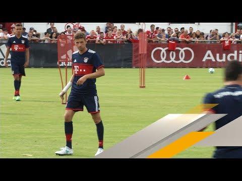 Jürgen Klopp wohl heiß auf Thomas Müller  - Ribery nicht nach China | SPORT1 TRANSFERMARKT