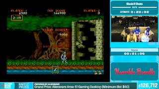 Ghouls N Ghosts by Aquas in 16:53 - Summer Games Done Quick 2015 - Part 26