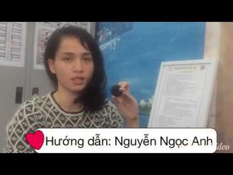 Hướng dẫn sử dụng quả cầu gai Diện Chẩn Bùi Quốc Châu