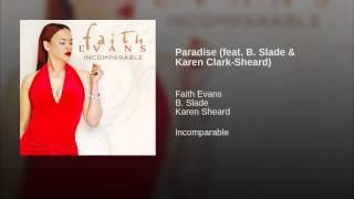 Paradise (feat. B. Slade & Karen Clark-Sheard)