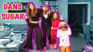 Dans   Maroon 5 - Sugar   Bizim Aile Eğlenceli Çocuk Videoları