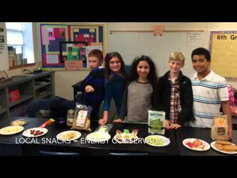 Sayre Middle School NEED Video