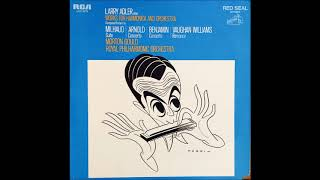 Darius Milhaud : Suite anglaise for harmonica and orchestra ...