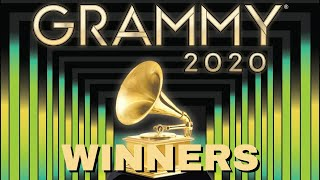 62nd Annual Grammy Awards 2020: WINNERS