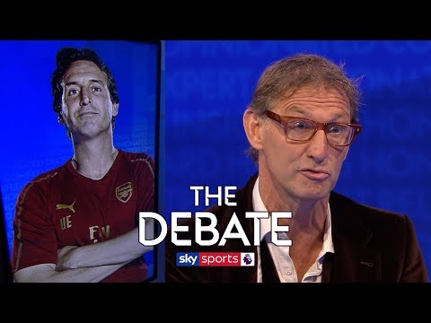 Does Tony Adams think Arsenal are progressing? | The Debate | Adams & Pearce