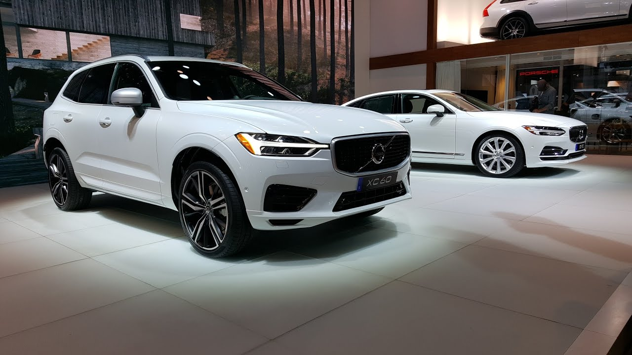 Volvo Slams Tesla With Its New Horsepower Plug In Suv Youtube