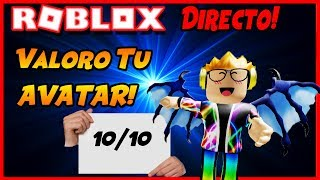 🔴 ROBLOX DIRECT: VALUING SUBSCRIBER PROFILES!! 👉 ENTER NOW!!