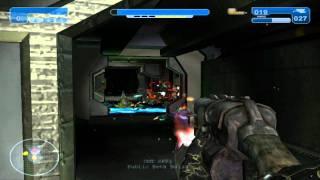 Really Amazing Halo:CE Map - Pillar of Autumn (Upgraded Graphics)
