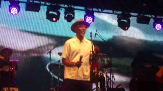 "Linton Kwesi Johnson + The Dennis Bovell Dub Band - ""Want Fi Goh Rave"" - Back2Black Cidade das Artes"