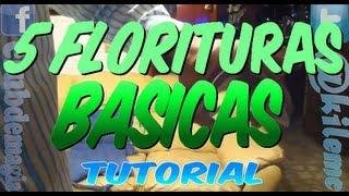 5 Florituras Básicas (Tutorial de magia).
