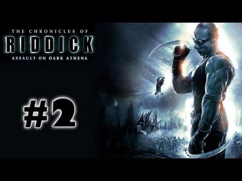 HARDCORE Прохождение игры Chronicles of Riddick Escape from Butcher bay - Часть 1