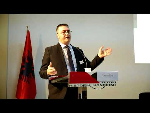 Dorian KOÇI:The presentation of the Ottoman period of Albanian history