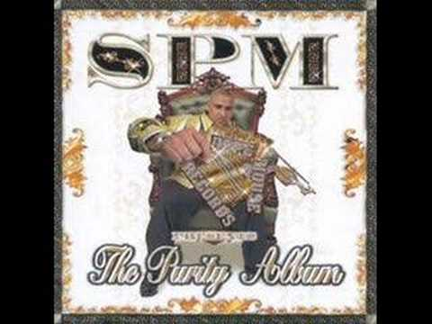 SPM Rollin purity album screwed and chopped