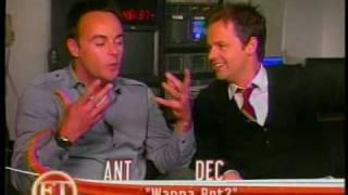 Entertainment Tonight 7-21-08 - Wanna Bet? hosts Ant & Dec