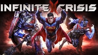 Infinite Crisis - Superman Champion Profile