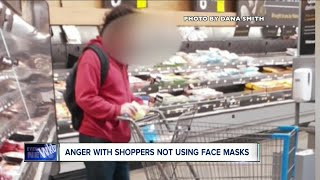 Viewers Furious With Walmart Shoppers Not Wearing Face Masks