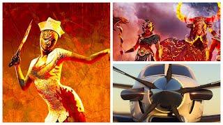 Слух: Assassin's Creed Ragnarok с одним героем. Кодзима готовит хоррор. Cybertruck в Cyberpunk 2077?