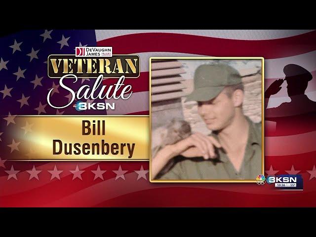 Veteran Salute: Bill Dusenbery