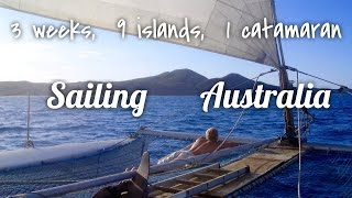 Catamaran Trip - East Coast Australia