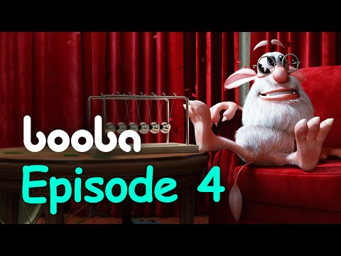 Booba Office - Episode 4 - Funny cartoons for kids буба KEDOO Animations 4 Kids