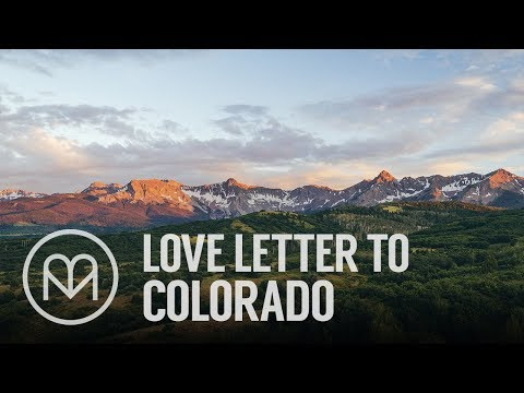 Love Letter to Colorado
