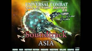 ASIA - Soundtrack of Universal Combat CE