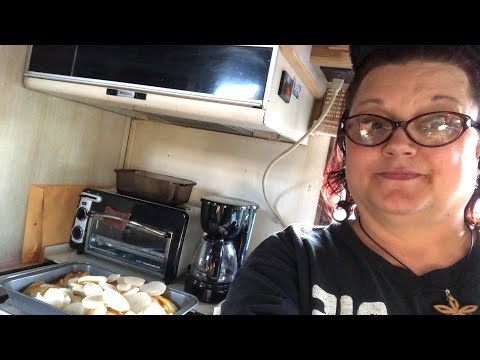 MAY 27th LIVE COOKING DINNER IN RV
