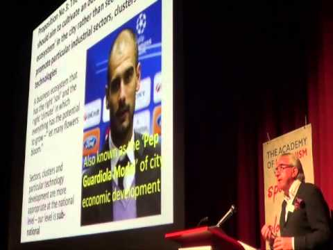 Bradford Congress 2013: Prof Stuart Gulliver