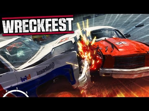 Losing Skin | Next Car Game: Wreckfest