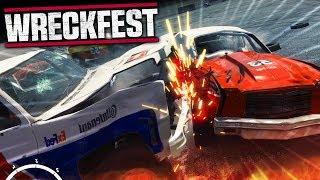 Losing Skin | Next Car Game: Wreckfest
