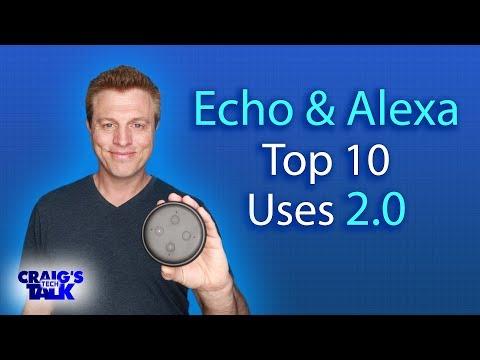 Amazon Echo & Alexa 10 Everyday Uses 2.0