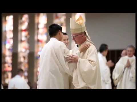 Diocese of Orange Diaconate Ordination