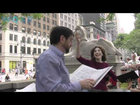 Jeff Spurgeon and Naomi Lewin Make Beautiful Music Together
