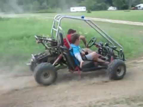 Go Cart Racing At Butler Speedway