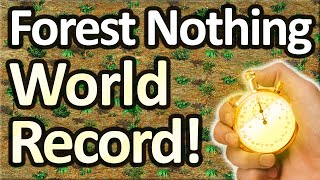 Forest Nothing World Record!