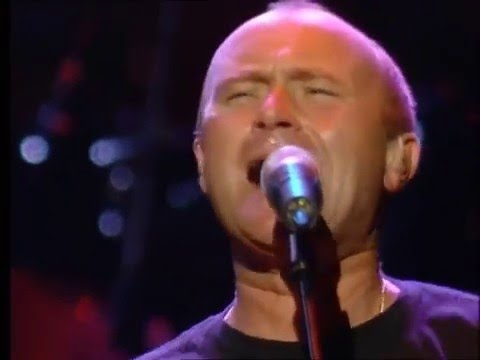 Phil Collins - Take Me Home ( live from Music For Montserrat concert )