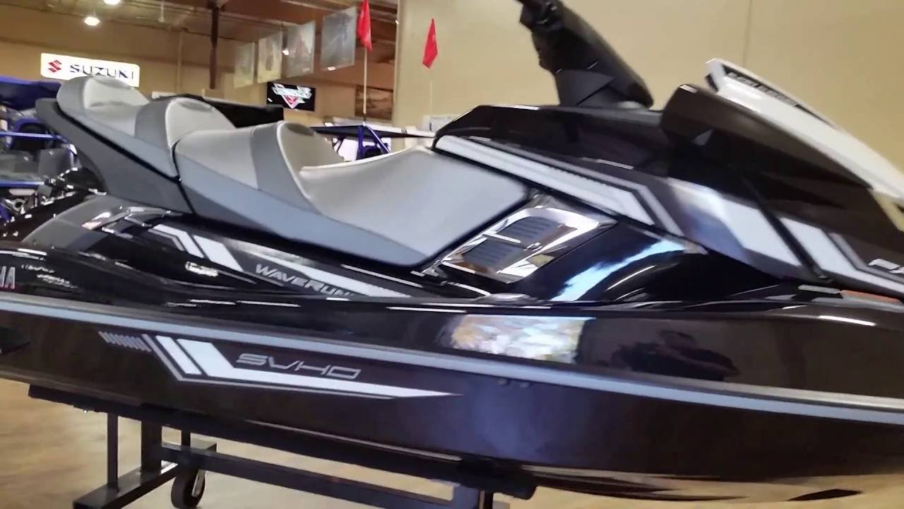 2017 yamaha fx cruiser svho youtube for Yamaha fx cruiser