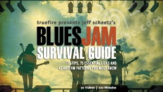 Blues Jam Survival Guide - Introduction