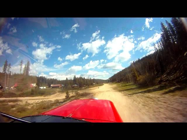 Dixie Town, ID - Landing ( Idaho backountry ) HD